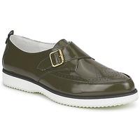 Topánky Ženy Derbie McQ Alexander McQueen 308658 Zelená