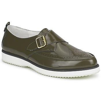 Topánky Ženy Mokasíny McQ Alexander McQueen 308658 Zelená