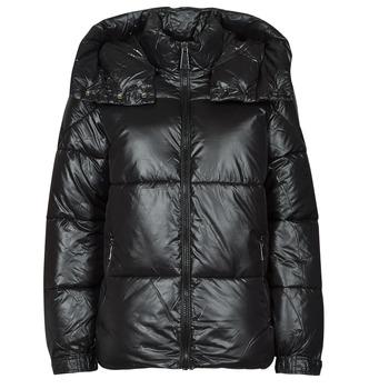 Oblečenie Ženy Vyteplené bundy Guess ELIZA JACKET Čierna