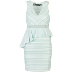 Oblečenie Ženy Krátke šaty Patrizia Pepe  Modrá