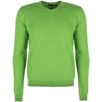 Oblečenie Muži Svetre Roberto Cavalli  Zelená