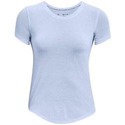 Oblečenie Ženy Tričká s krátkym rukávom Under Armour Streaker Run Belasá