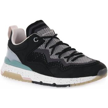 Topánky Muži Univerzálna športová obuv Dockers 110 SPLIT MULTI Nero