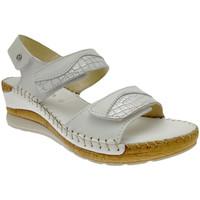 Topánky Ženy Sandále Riposella RIP11244bia bianco