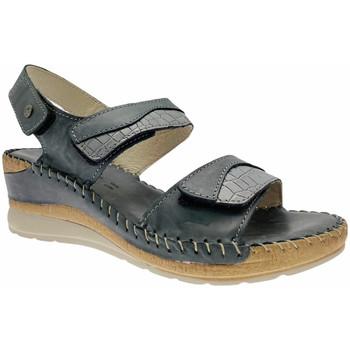Topánky Ženy Sandále Riposella RIP11244blu blu