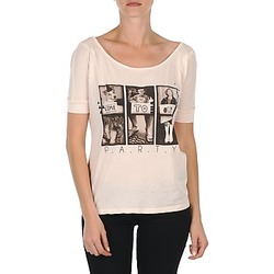 Oblečenie Ženy Tričká s krátkym rukávom Bench CREEPTOWN Ružová