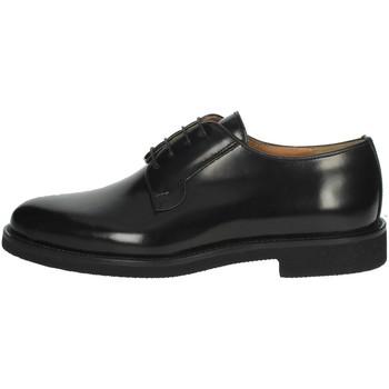 Topánky Muži Derbie Gino Tagli 621MICRO Black