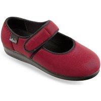 Topánky Ženy Papuče Mjartan Dámske červené papuče  NATAŠA červená