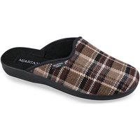 Topánky Muži Papuče Mjartan Pánske farebné papuče  LYNAS mix