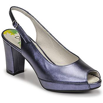 Topánky Ženy Lodičky Dorking MODALIA Námornícka modrá