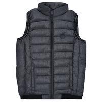 Oblečenie Chlapci Vyteplené bundy Deeluxe MAC Čierna