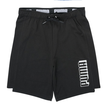 Oblečenie Chlapci Šortky a bermudy Puma ALPHA SHORT Čierna