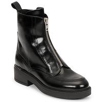 Topánky Ženy Polokozačky Jonak ARIETTE Čierna