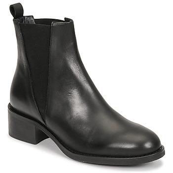 Topánky Ženy Polokozačky Jonak DODGE Čierna