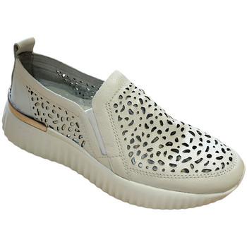 Topánky Ženy Mokasíny Susimoda SUSI4056bia bianco