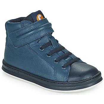 Topánky Deti Členkové tenisky Camper RUNNER Modrá