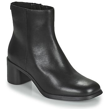 Topánky Ženy Čižmičky Camper MEDA Čierna