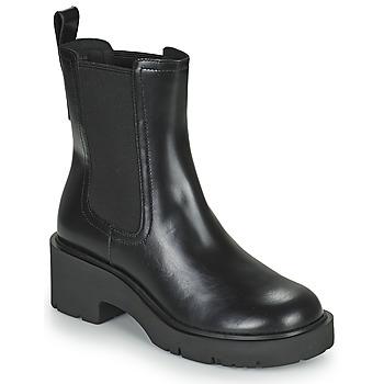 Topánky Ženy Polokozačky Camper MILAH Čierna