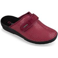Topánky Ženy Papuče Mjartan Dámske červené papuče  NIKA červená