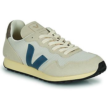 Topánky Nízke tenisky Veja SDU REC Béžová / Modrá