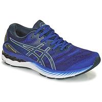 Topánky Muži Bežecká a trailová obuv Asics GEL-NIMBUS 23 Modrá