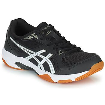 Topánky Muži Indoor obuv Asics GEL-ROCKET 10 Čierna / Biela