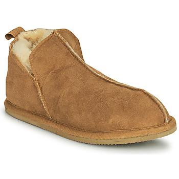 Topánky Deti Papuče Shepherd MARSIELLE Hnedá