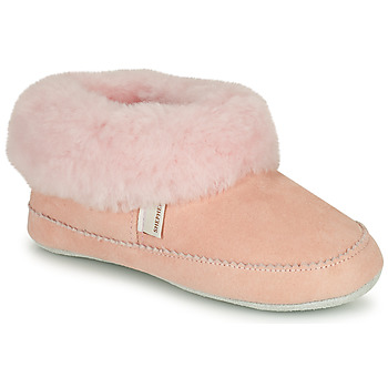 Topánky Dievčatá Papuče Shepherd PITEA Ružová