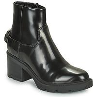 Topánky Ženy Polokozačky Guess TEJANA Čierna