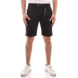 Oblečenie Muži Šortky a bermudy Refrigiwear GA9103-P54600 BLACK