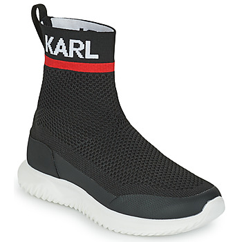 Topánky Chlapci Členkové tenisky Karl Lagerfeld PELINDRA Čierna
