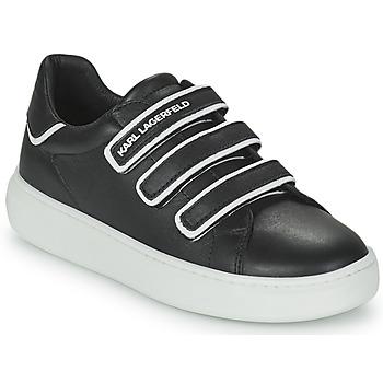 Topánky Deti Nízke tenisky Karl Lagerfeld GOLINDA Čierna