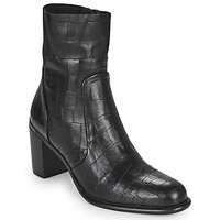 Topánky Ženy Čižmy do mesta Adige FARA V4 DRAGON BRONZE Čierna