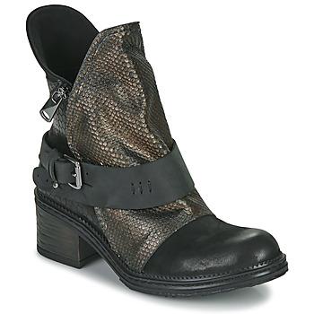 Topánky Ženy Polokozačky Metamorf'Ose KALEUR Čierna