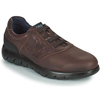 Topánky Muži Derbie CallagHan PLUVIAM Hnedá