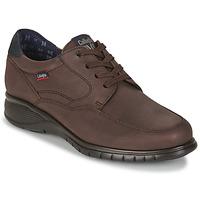 Topánky Muži Derbie CallagHan FREEMIND Čierna