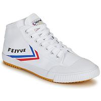 Topánky Muži Členkové tenisky Feiyue FE LO 1920 MID Biela / Modrá / Červená