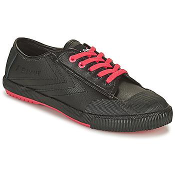 Topánky Muži Nízke tenisky Feiyue STAPLE X FE LO 1920 Čierna / Čierna