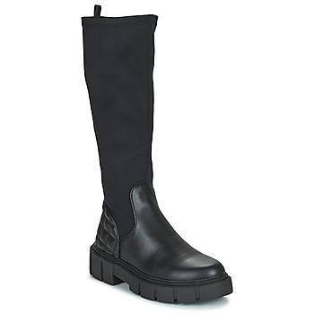 Topánky Ženy Čižmy do mesta MTNG 50190-C51975 Čierna