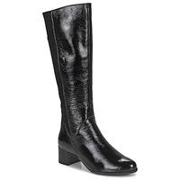 Topánky Ženy Čižmy do mesta Caprice 25517-011 Čierna