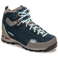 Topánky Ženy Turistická obuv Millet G TREK 3 GORETEX Zelená / Modrá