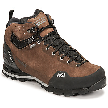 Topánky Muži Turistická obuv Millet G TREK 3 GORETEX Hnedá