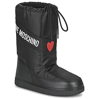 Topánky Ženy Snehule  Love Moschino JA24032G1D Čierna