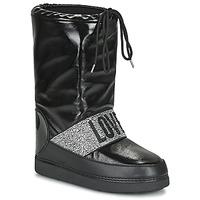 Topánky Ženy Snehule  Love Moschino JA24042G1D Čierna