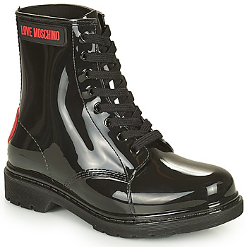 Topánky Ženy Gumaky Love Moschino JA24193G1D Čierna