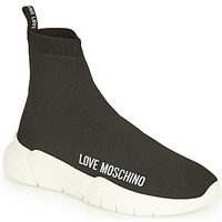Topánky Ženy Členkové tenisky Love Moschino JA15343G1D Čierna
