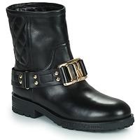 Topánky Ženy Čižmičky Love Moschino JA21224G0D Čierna