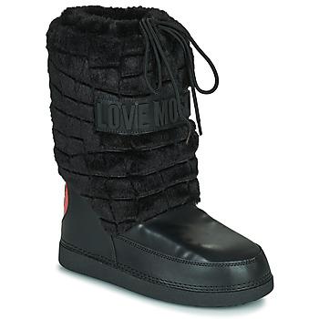 Topánky Ženy Snehule  Love Moschino JA24232G0D Čierna