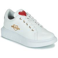 Topánky Ženy Nízke tenisky Love Moschino JA15204G0D Biela