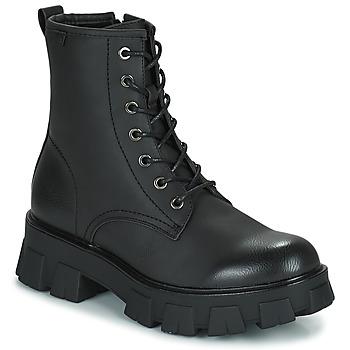 Topánky Ženy Polokozačky Emmshu KING Čierna